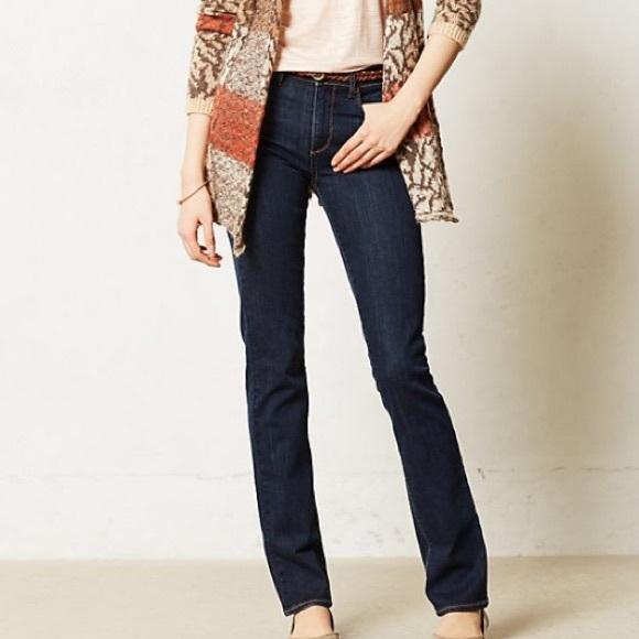 PAIGE Denim - Paige Hoxton Straight Leg Mona Jeans Sz 30